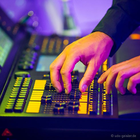 DJ event Tontechnik